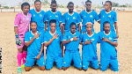 Sierra Leone women's national football team played their first competitive games at the Wafu zone A