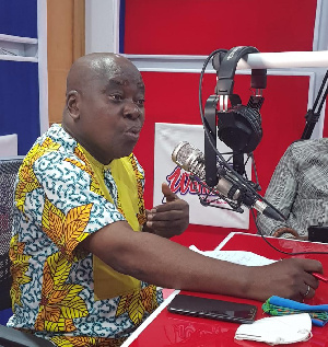 Sam Cudjoe was the 2nd Vice Chairman of the Ashanti Regional branch of the NPP