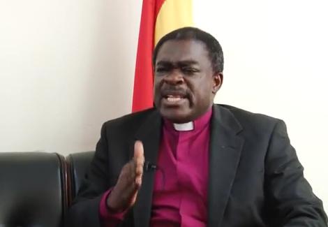Rev. Dr. Kwabena Opuni-Frimpong