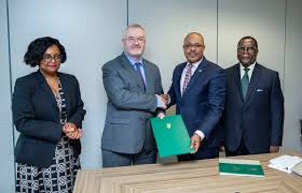 Ireland moves closer to becoming member of African Development Bank Group