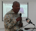 Prof Naaminnong Karbo, Ghana Consultant to FAO on the State of the Art of Agroecology in Ghana