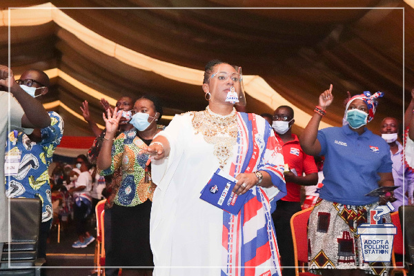Election 2020: NPP must win to change the destiny of Ghana - Adwoa Sarfo