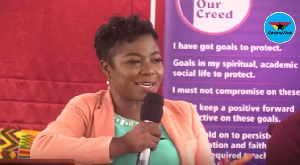 Afia Pokuaa is unhappy with the govt's handling of the Kafaba case