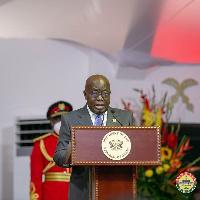 President Akufo-Addo warns of possible partial lockdown again