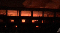 Fire Service has expressed concern over the high rise in wooden structures in the area