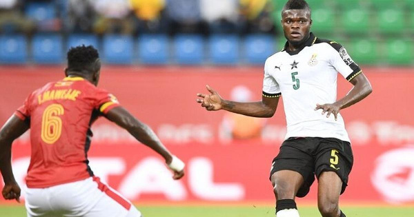 Thomas Partey scored his first hat-trick for Ghana against Congo Brazzaville