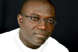 Martin Adjei-Mensah Korsah, Deputy Minister for Regional Reorganisation and Development