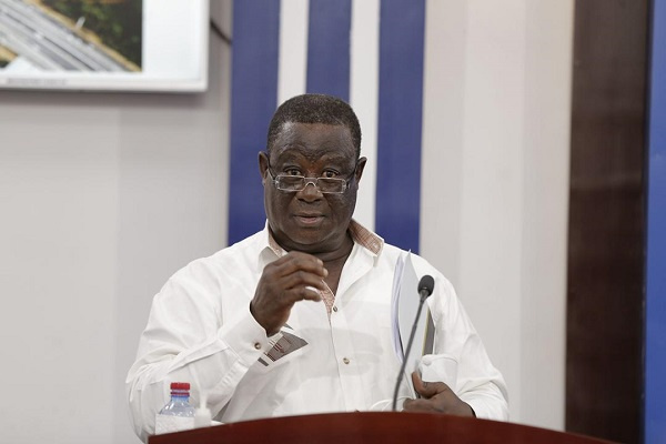 Akufo-Addo \'started Pokuase Interchange from scratch\'  –  Roads Minister