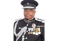 Deputy Inspector General of Police, COP James Oppong Boanuh