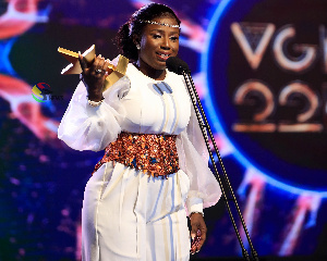 Diana Hamilton is the reigning VGMA Artiste of the Year