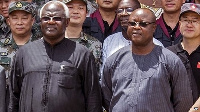 The former Vice President was dismissed under controversial circumstances by President Bai Koroma