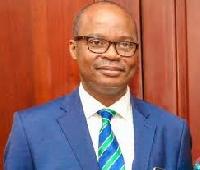 Dr. Ernest Addison, Governor of Bank of Ghana