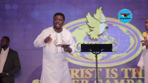 Presiding Bishop of Perez Chapel International, Bishop Charles Agyinasare