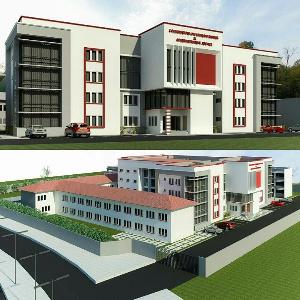 CHRAJ Building 1