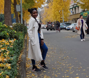 Blackgirl Stan, Ghanaian vlogger studying in China