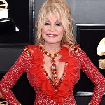 American Country singer, Dolly Parton
