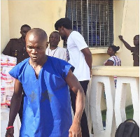Kwaw Kese donates to Ho Prisons