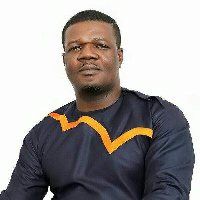 Rockson-Nelson Dafeamekpor, Member of Parliament (MP) for South Dayi Constituency