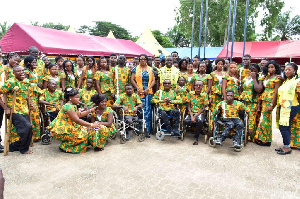 Beneficiaries of St Theresa