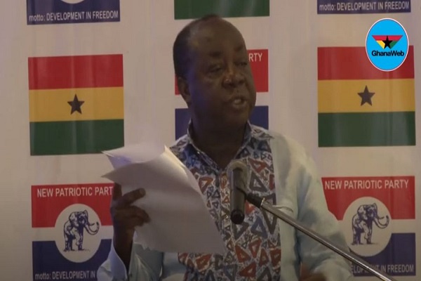 Leave no one behind in NPP's campaign drive - Chairman
