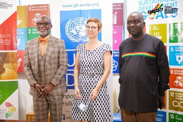 GIPC, partners launch SDG Investment Platform to correct financing gap