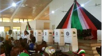 The NDC constituency elections took place over the weekend