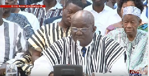 Joseph Kofi Adda is Minister-designate for Sanitation and Water