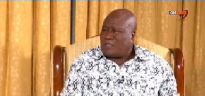 Kofi Portuphy is party Chairman for the NDC