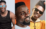 Medikal, Sarkodie and Strongman have all used pictures of their babies as album covers