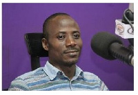 Mr. Mohammed Abass is a political science lecturer at KNUST