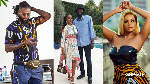 Togolese footballer Emmanuel Sheyi Adebayor and ex-girlfriend Dillish Mathews