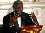 Kufuor asked for release of his 'seized' car before negotiating for Ghana - Ahwoi discloses