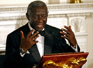 Kufuor asked his 'seized' Peugeot car be released as condition to negotiate on behalf of country - Ahwoi discloses