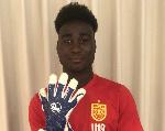 Budding goalkeeper Emmanuel Ogura swaps RTD Academy for FC Nordsjaelland