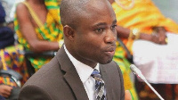 Ranking member on Health, Mr Kwabena Mintah Akandoh