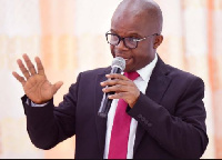 Stephen Amoah, Chief Executive Officer, Microfinance and Small Loans Centre (MASLOC)