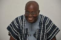 NPP Presidential candidate Nana Akuffo Addo