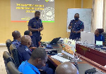 Participants were trained to speed up with new developments of the Customs Management System