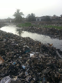 Poor sanitation conditions in highly populated urban areas makes Cholera imminent