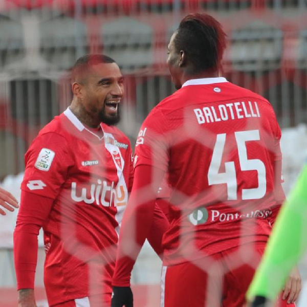 AC Monza star K.P Boateng satisfied with draw against Lecce