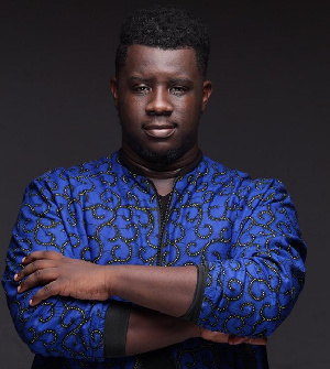 Eliel David Ofori-Atta composed VGMA theme song