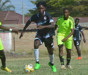 21-year-old Christian Zigah signed a two-year contract with the club on Wednesday