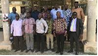 NDC's Ashanti regional manifesto committee for election 2020