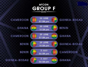 African Cup of Nations group F