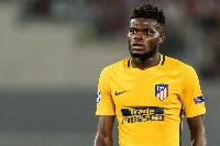 Ghana midfielder, Thomas Partey
