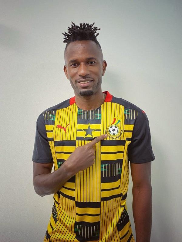 Ghana international, Emmanuel Lomotey