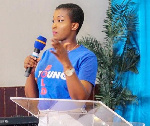 Ms. Lydia Afrakomah, Director of Programmes and Communications of YOUNGevity UK LIMITED