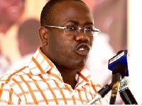 Mr. Kwesi Nyantakyi