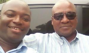 Paa Kwesi And Mahama