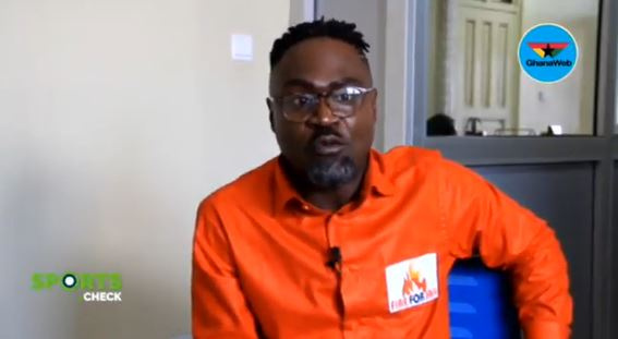 Countryman Songo announces return to Nhyira FM Sports in Kumasi
